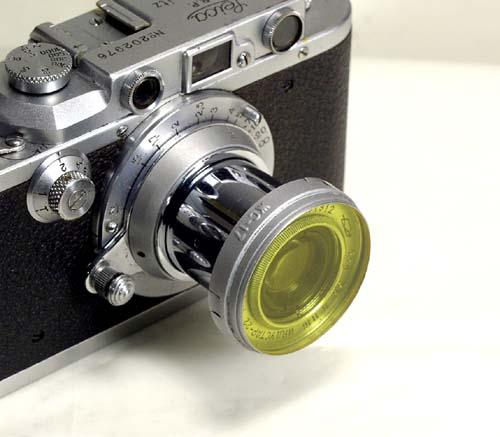Filter Yellow 2x, 36mm, Russian, Fedka com