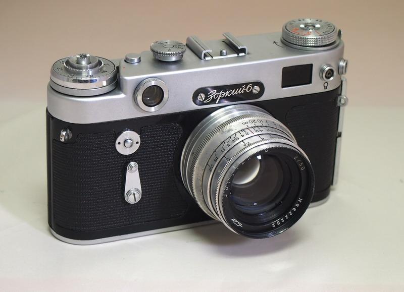 Leica Copies: Zorki, Fedka com